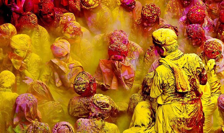 Brij Holi Festival