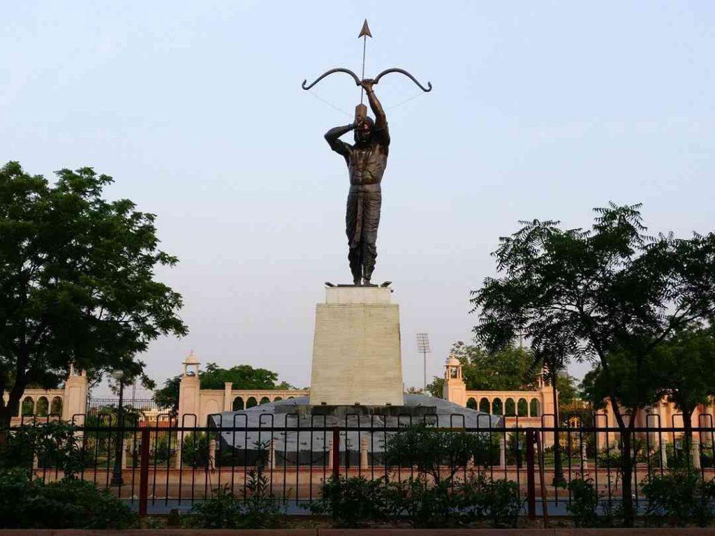 Arjun Statue Jaipur